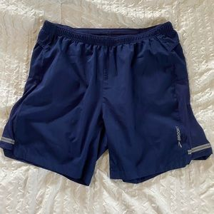 Brooks running shorts